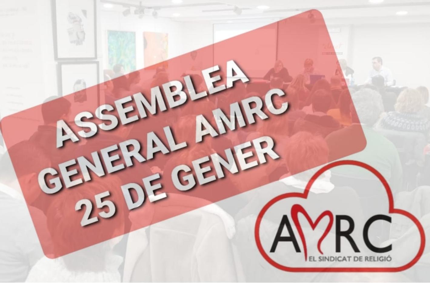 Assemblea General Ordinària: 25 de gener